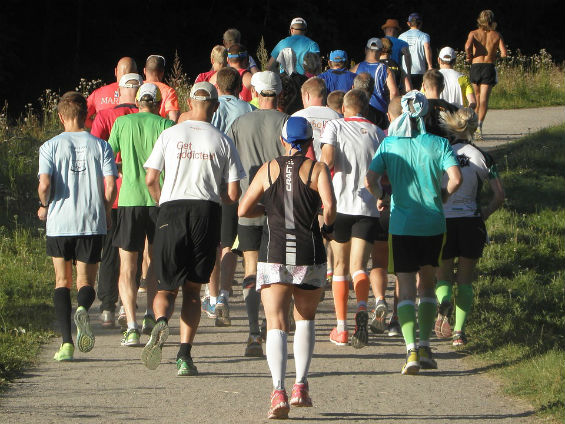 Running Injuries Is It Shin Splits Or A Stress Fracture Physicianone