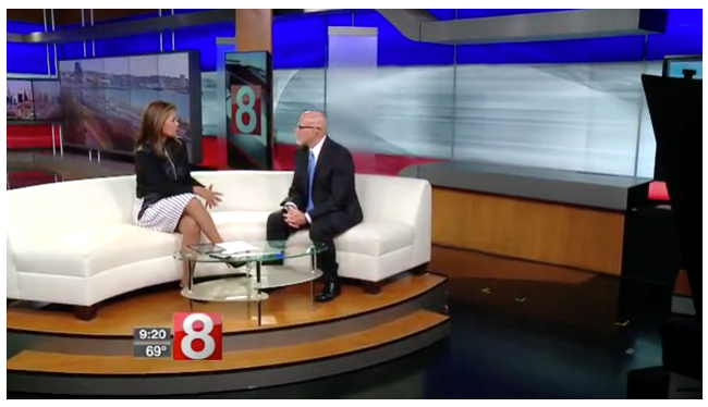 Yale New Haven Health and PhysicianOne Urgent Care - News 8 Good Morning Connecticut Segment