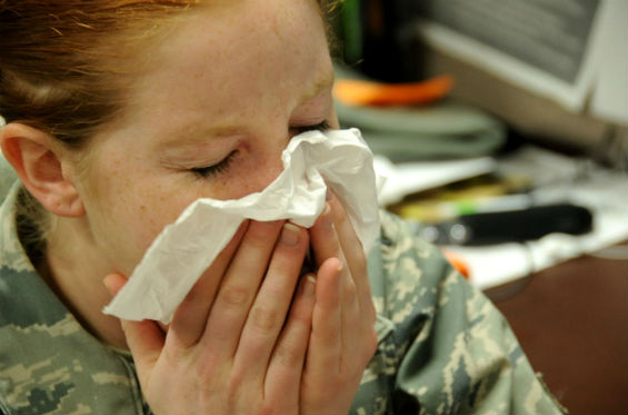 Sinus Issues Linked to Depression, Lost Productivity in Workers