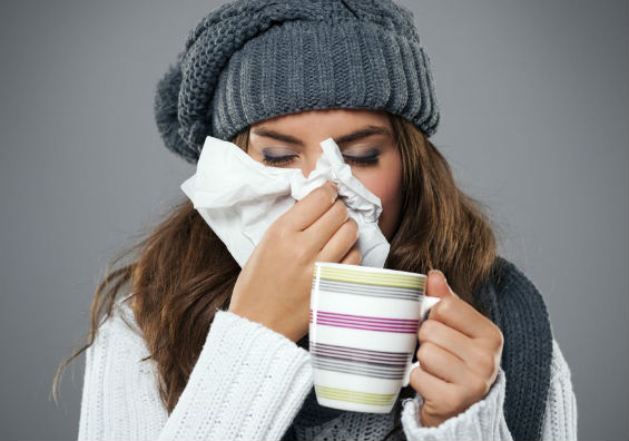Ways to Kill a Cold Before it Starts